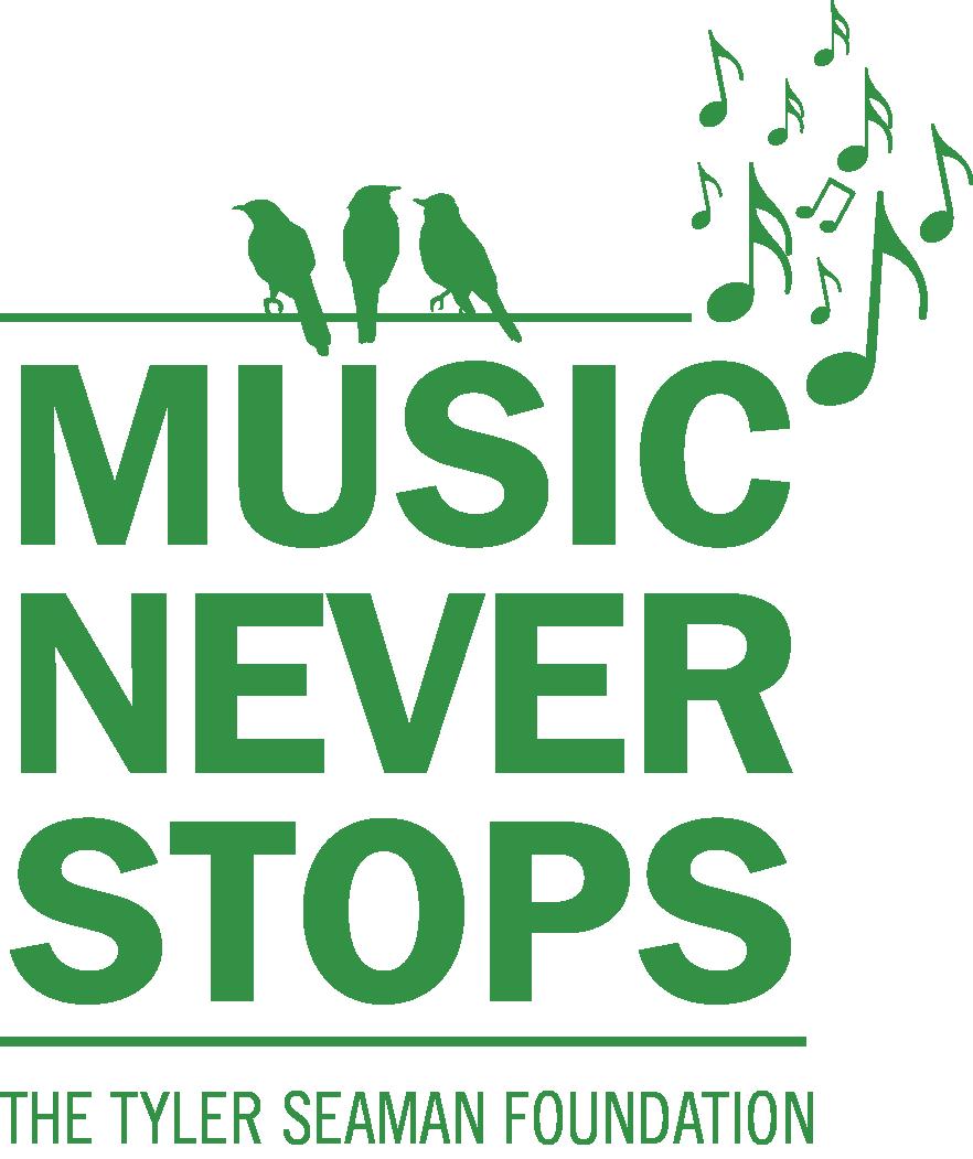 Music Never Stops